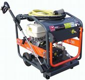 Belle PWX08/180 Pressure Washer with Hose Reel & Honda GX200 Engine (Petrol)